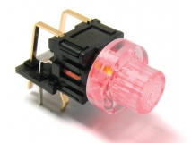 TL1250 Series Illuminated Right Angle Tact Switch