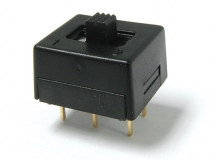 600 Series Miniature Slide Switchrf