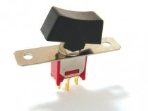 400 Series Sub-Miniature Rocker Switches