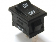 RA1 Series Power Rocker Switches With PVC Cap