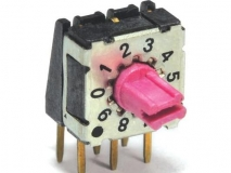 RDM Series Rotary DIP Switch