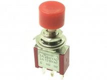 RF-606   Reset switch 3A250V reset button switch 3A125V reset button switch high current