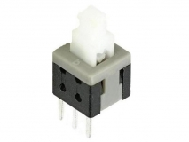 PS-58-08  Ultra small button switch vertical 3P / mini button switch reset vertical / top press self-locking switch vertical 5.8MM / reset switch vertical plug