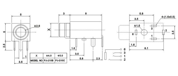 PJ-210B