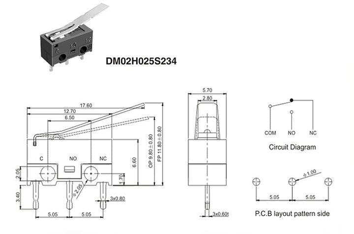 DM02H025S234
