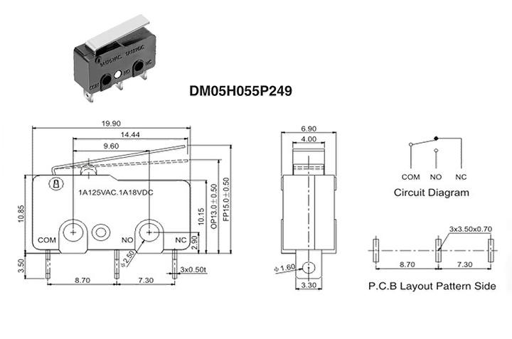 DM04H055P249