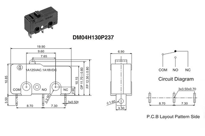 DM04H130P237