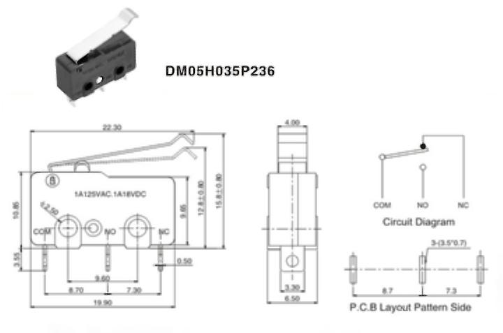 DM05H035P236
