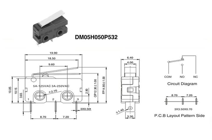 DM05H050P532