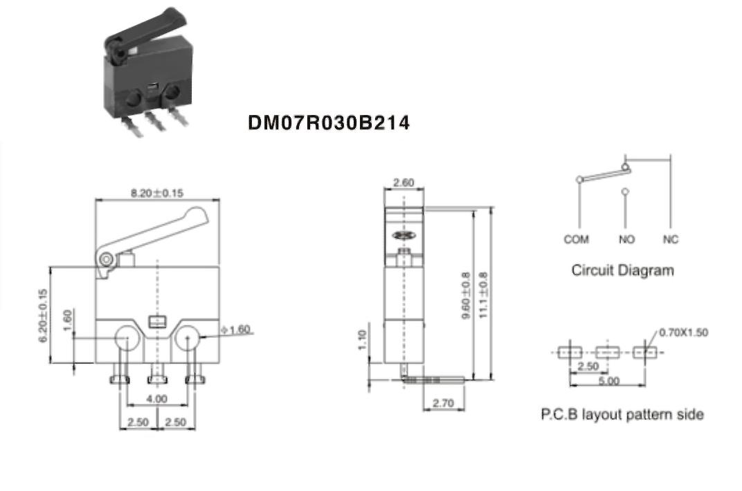 DM07L030B214